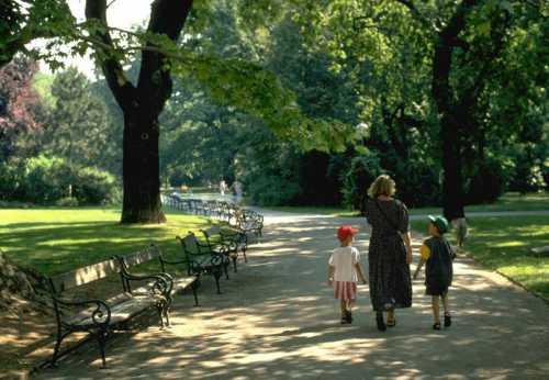 Как разнообразить досуг ребёнка летом