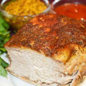 Свинина в духовке в фольге пошаговый рецепт