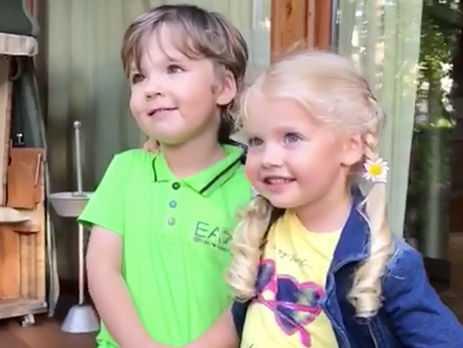Дети Аллы Пугачевой встретились с племянницей