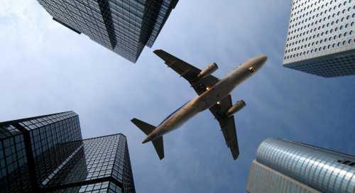 Ученые: самолетный шум может стать причиной