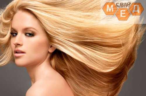 Выпадение волос останавливается, они укрепляются и восстанавливаются