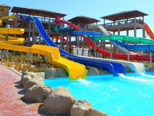 Отели Хургады с аквапарком