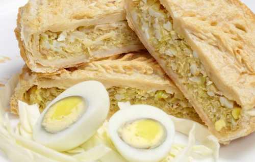 Рецепты пирога с яйцами и майонезом: секреты