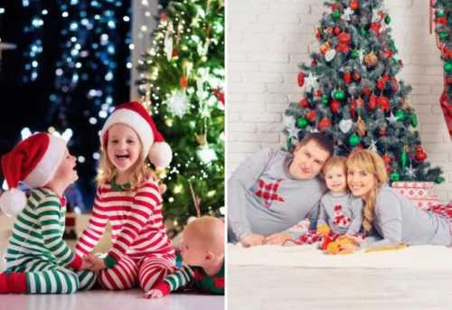 Лучшие образы для новогодней фотосессии