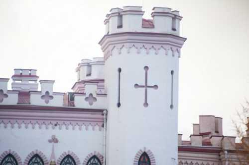 В Коссовском дворце открыли экспозицию для посетителей
