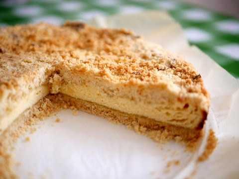 Пирог с творожной начинкой СЛЕЗЫ АНГЕЛА