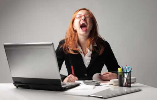 У некоторых людей релаксация может вызывать стресс