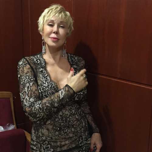 Любовь Успенская опубликовала видео из самолета