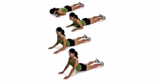 Упражнение, которое мгновенно избавит от боли в колене