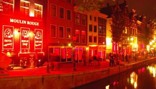 Выбираем место для отдыха: Вена или Амстердам