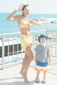 Младшая дочь Аллы Пугачевой танцует не хуже старшей