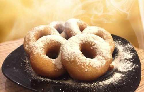Рецепты пончики дрожжевые, секреты выбора