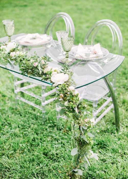 Витают в облаках: как организовать воздушную свадьбу