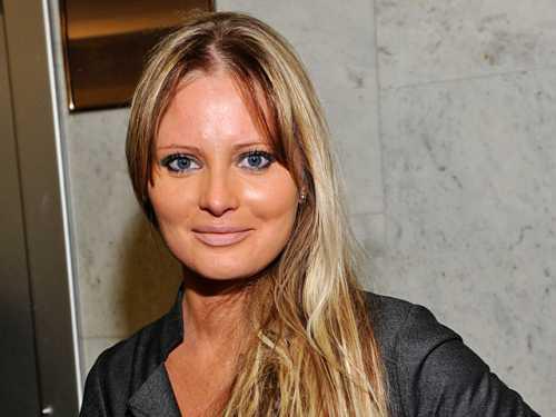 Дане Борисовой вернули водительские права