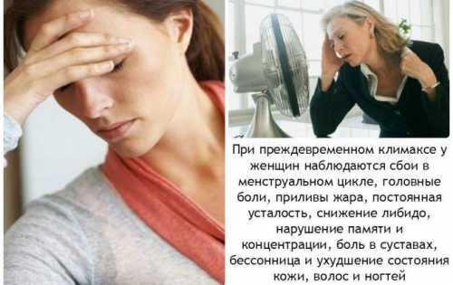 При появлении признаков климакса у женщин в года следует обязательно посещать раз в полгодагод женскую консультацию