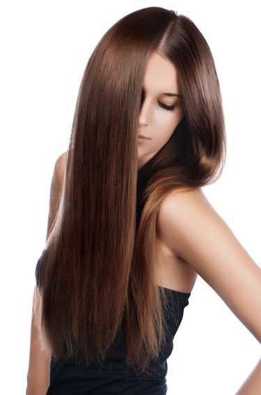 От чего зависит красота волос