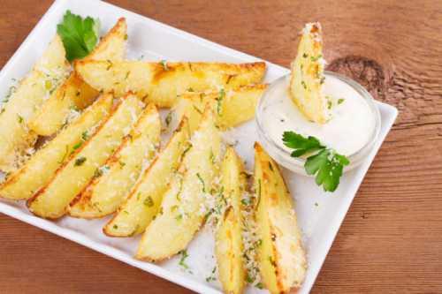 Рецепты хрустящей картошки в духовке, секреты